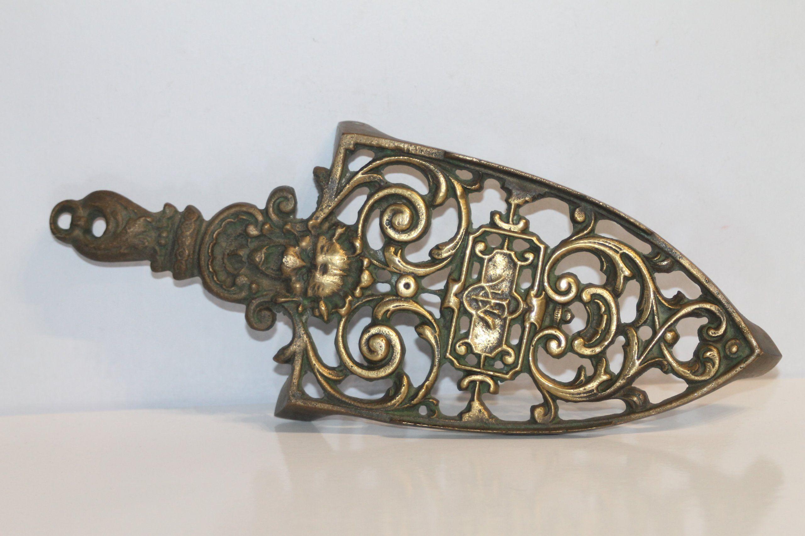 Ciekawa Podstawka Pod Zelazko Mosiadz 7173089710 Oficjalne Archiwum Allegro Antique Collection Silver Cuff Bracelets