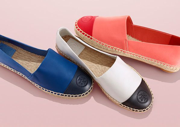 Shop Tory Burch Espadrilles