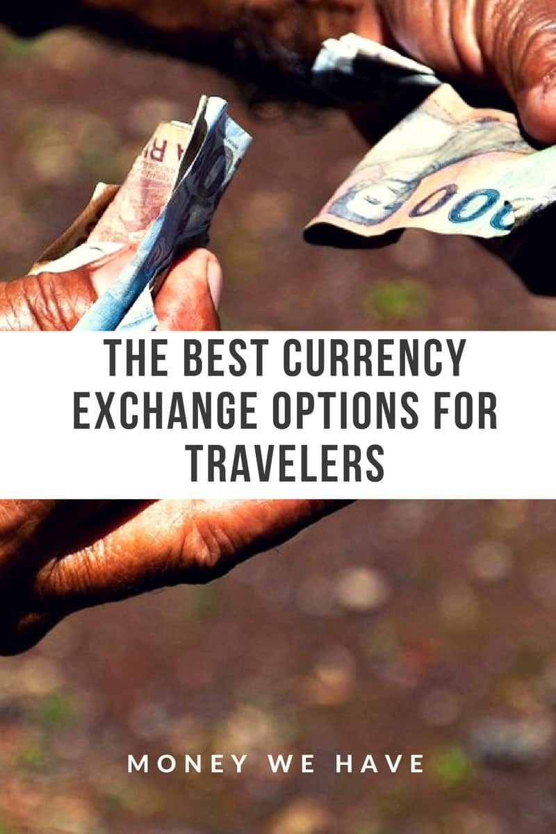 The 5 Best Currency Exchange Options For Travellers Travel Money