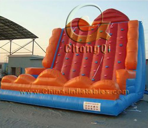 Do you like rock climbing? Now we have different kinds of inflatable climbing walls for sale, lots of great fun and exciting. More inflatable rock climbing walls, welcome to visit http://www.china-inflatables.com/inflatable_climbing.html