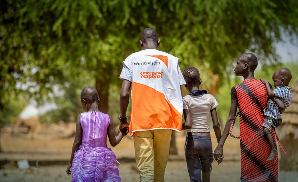 7 Things To Know About The Christian Charity 'World Vision