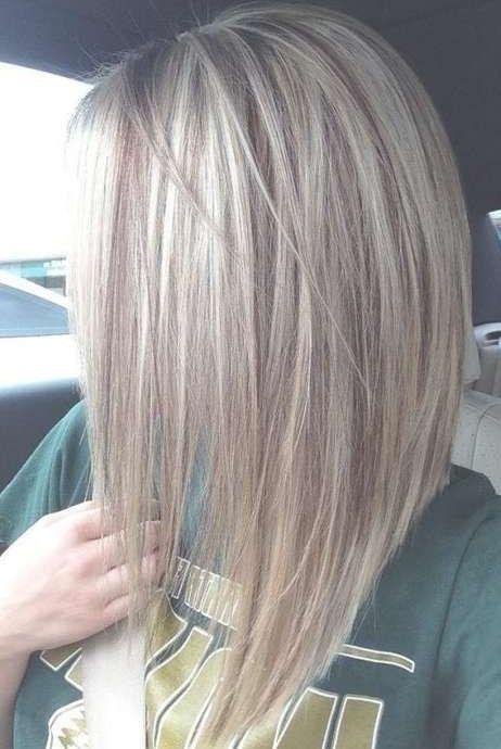 Terrific Long Bob For Blonde Straight Hair Straight Blonde Hair Long Bob Hairstyles Thin Hair Haircuts