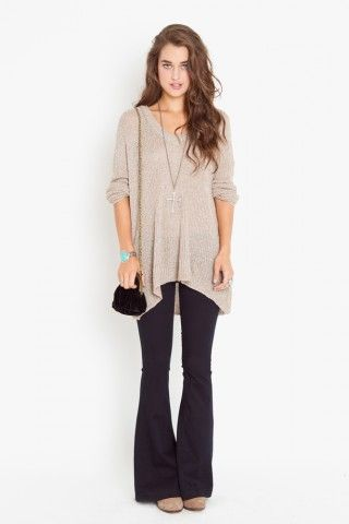 Blank Flare Jeans $80 it just looks so comfy..