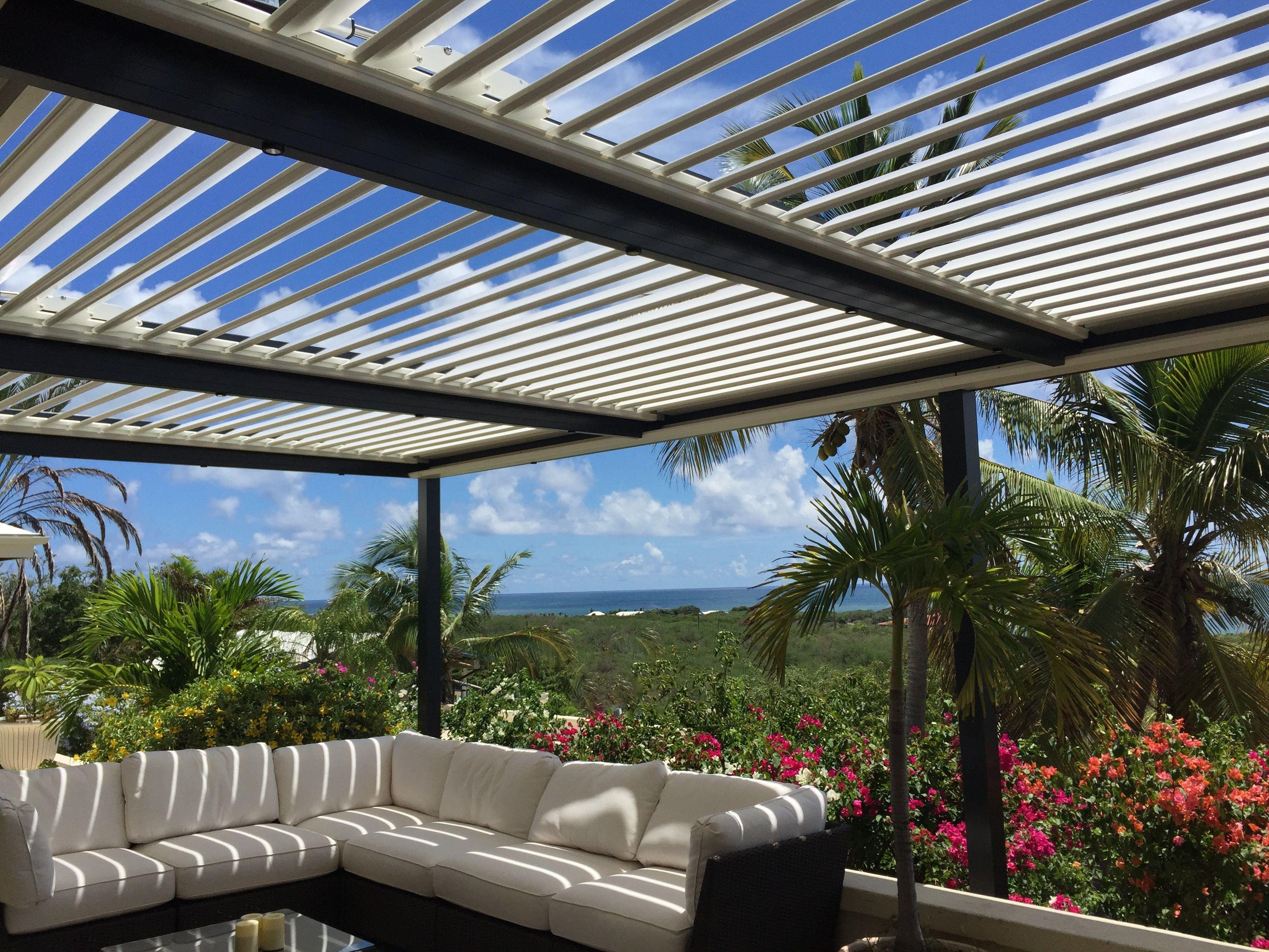 Fresh Balcony Rain Protection