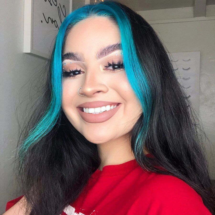 21 Trending E Girl Hairstyles That Ll Turn You Into A Tiktok Queen In 2020 Hair Inspo Color Hair Styles Aesthetic Hair