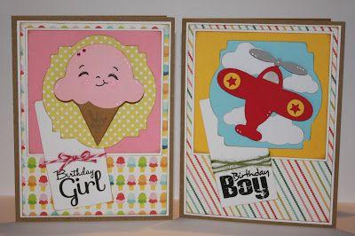 Scrappy Mel: Scrappy Moms Sneak Peek #2 - Birthday Girl and Birthday Boy