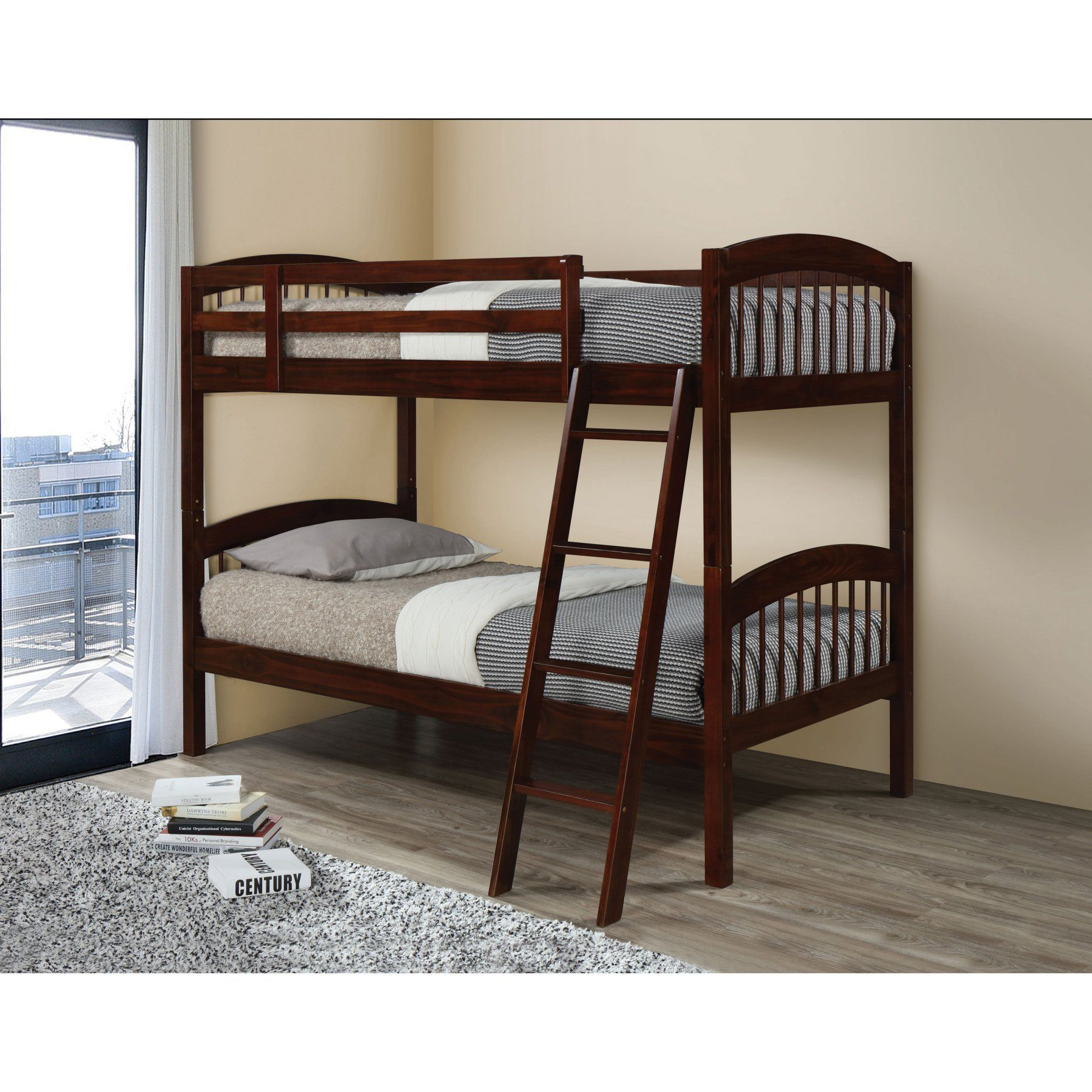 Prime Acme Furniture Manville Bunk Bed 37110B Products Twin Pdpeps Interior Chair Design Pdpepsorg