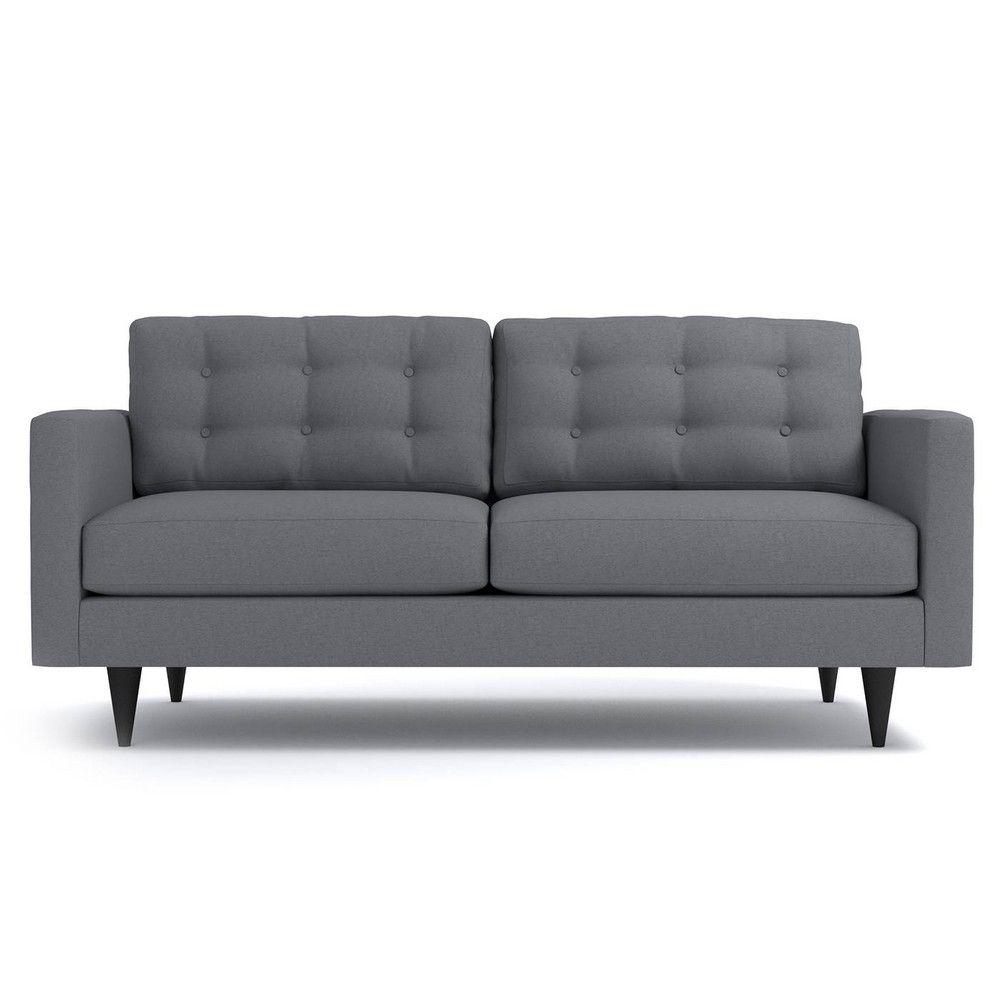 Logan 77 Sofa From Kyle Schuneman Apartment Size Sofa Sofas