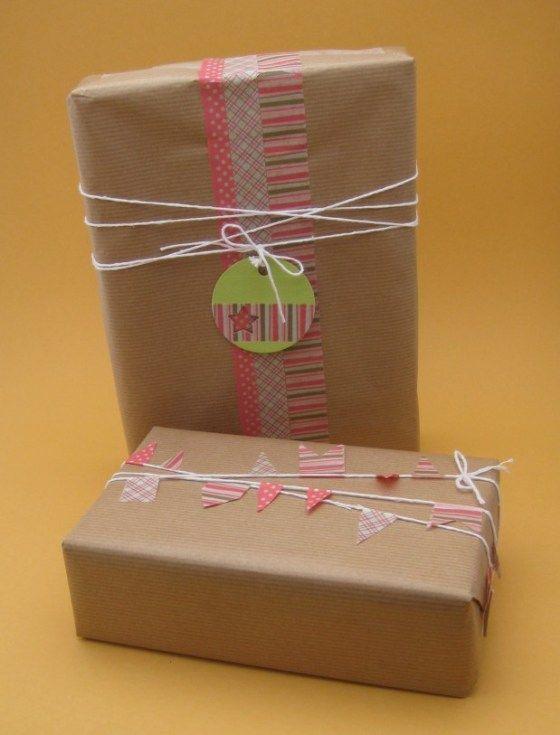 Envoltorios y personalizaci n para regalos de navidad - Envoltorios para regalos ...