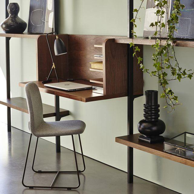 Comment Integrer Un Bureau Dans Son Salon Home Inspirations