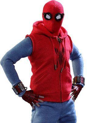 Homemade Spiderman Costume : homemade, spiderman, costume, Cosplay, Superhero, Costumes, Complete, Guides, Spiderman, Kostüm,, Hoodie,, Kapuzenpullover