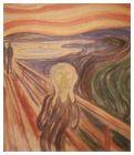Eternally Modern De Schreeuw Beroemde Kunst Vintage Kunst Aan De Muur