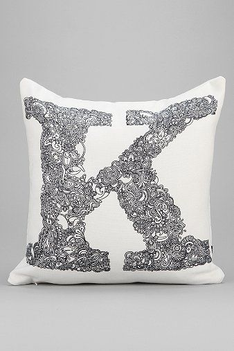 Martin Bunyi For DENY Isabet Pillow - Urban Outfitters