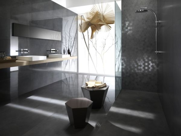 Carrelage Luxury IMOLA CERAMICA TANGUY Matériaux Salle de bains