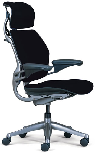 humanscale freedom task office chair the worlds top ten best office