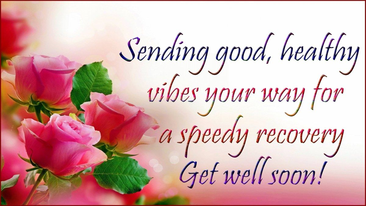 Beautiful Get Well Soon Quotes & Wishes & Pictures | Get ...