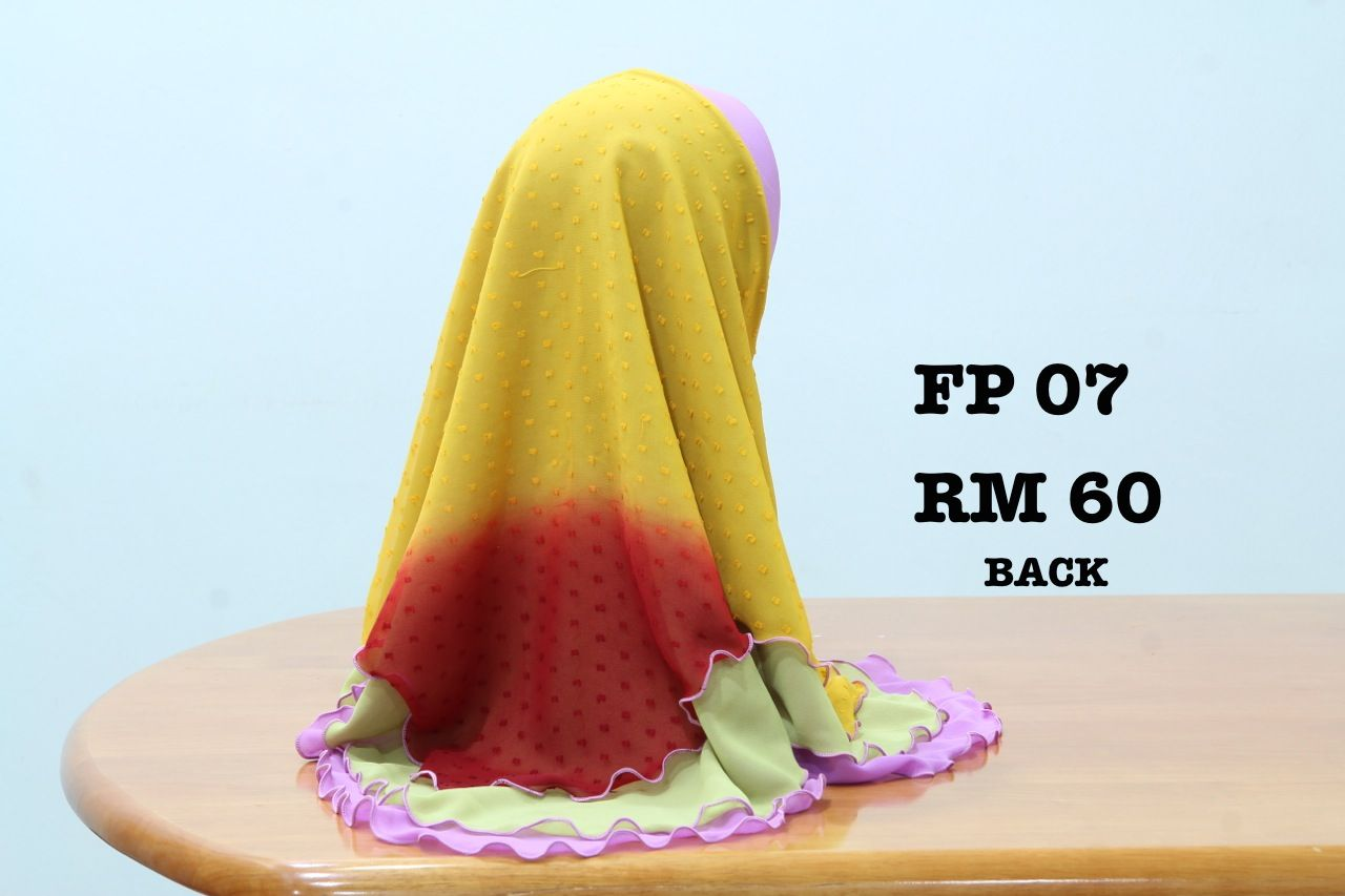 ITEM CODE : FP 07 STATUS : AVAILABLE PRICE : RM 60