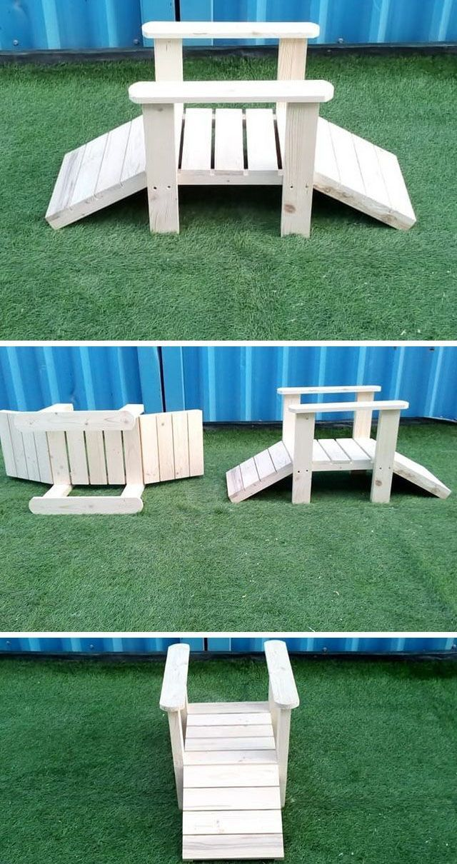 32 Amazing Ideas With Old Shipping Pallets Diy Pallet
