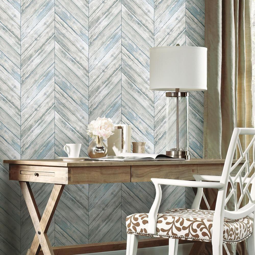 Herringbone Wood Boards Peel And Stick Wallpaper Herringbone Wood Peel And Stick Wallpaper Roommate Decor