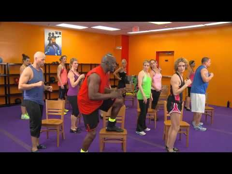 Latin Zumba Inspired Chair Exercise Fitness Workout 1 Multiple Sclerosis Ms Video 5 Tae Bo Billy Blanks Workout Motivation Music