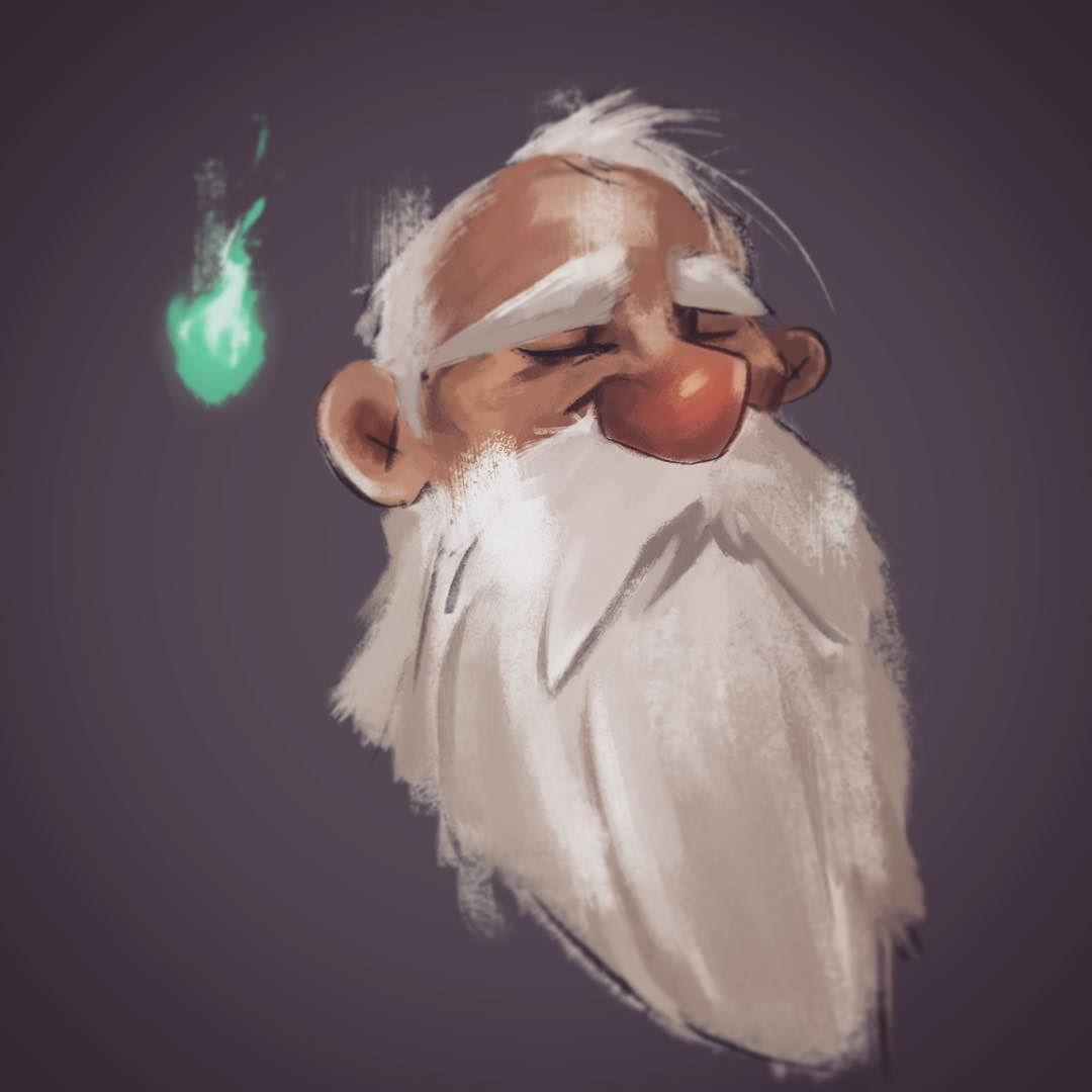 Old Man ! Doodling exploration #doodle #sketch #sketchbook #illustration #art #artist #artistworkout #fire #old #man #design #painting #oil #characterdesign #cartoon #visdev #photooftheday #picoftheday #igers #igdaily #wacom #cintiq #photoshop by javier.salas777