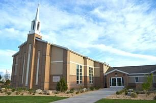 On Oct. 7, members of The Church of Jesus Christ of Latter-day Saints hosted an open house for a new meetinghouse in South Jordan, Utah. The building is