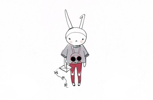 Fifi Lapin fashion
