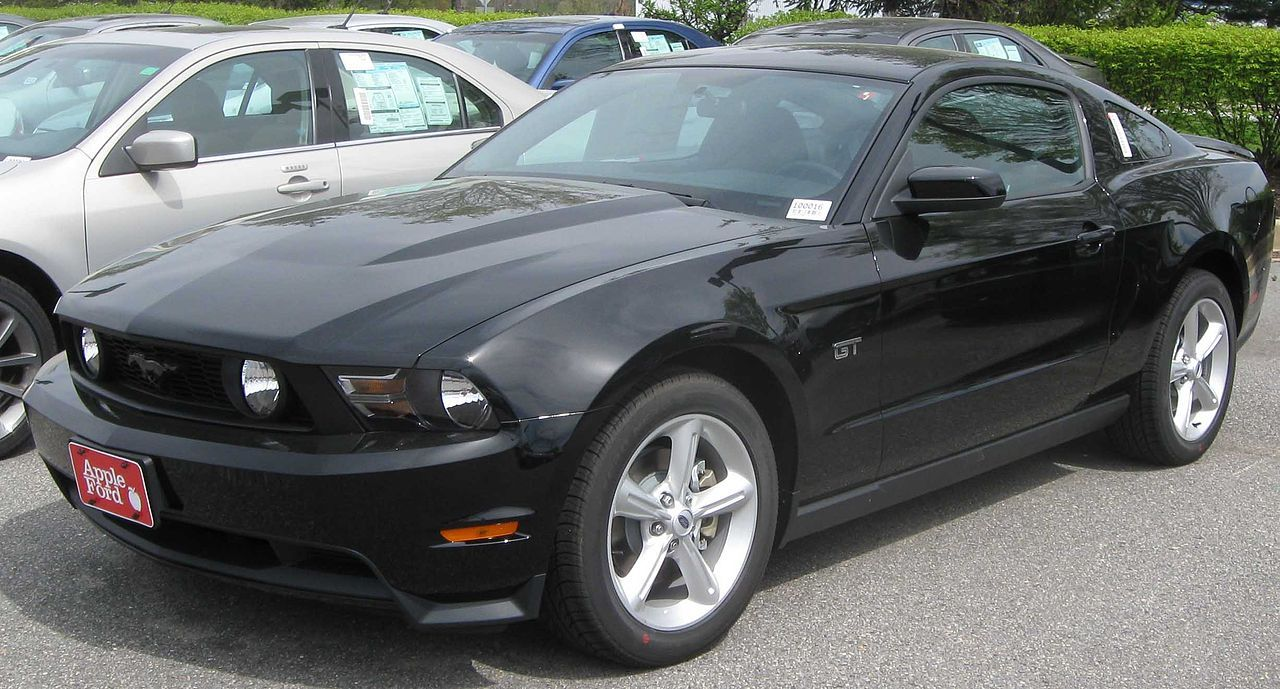 2010 ford mustang gt coupe ford mustang wikipedia mustangs