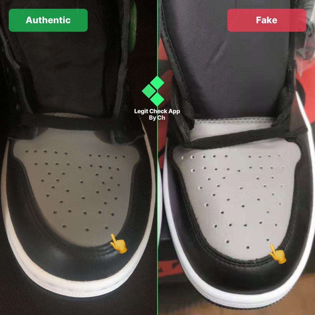 Pin on Air Jordan 1 General Legit Check Guide