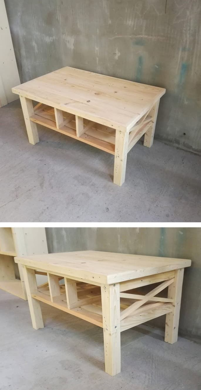 Small Pallet Coffee Table Ideas For Meetings Diy Palletfurniture Wood Pallets Pallet Furniture Small Pallet