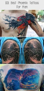 Photo of 101 besten Phoenix Tattoos für Männer – Tattoo Small Phoenix Tattoo – beste Phoenix T …