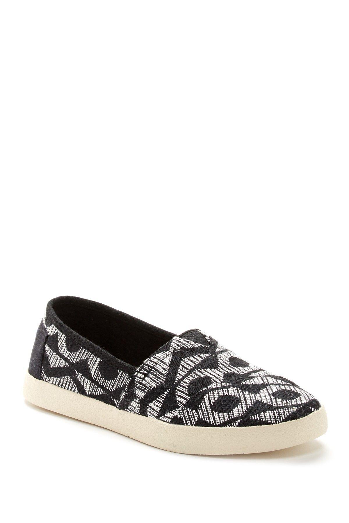 Avalon Woven Slip-On Sneaker