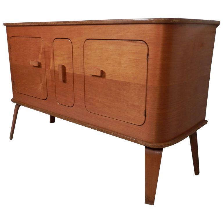 Unusual Furniture Pieces: Unusual Wakefield Style Cabinet