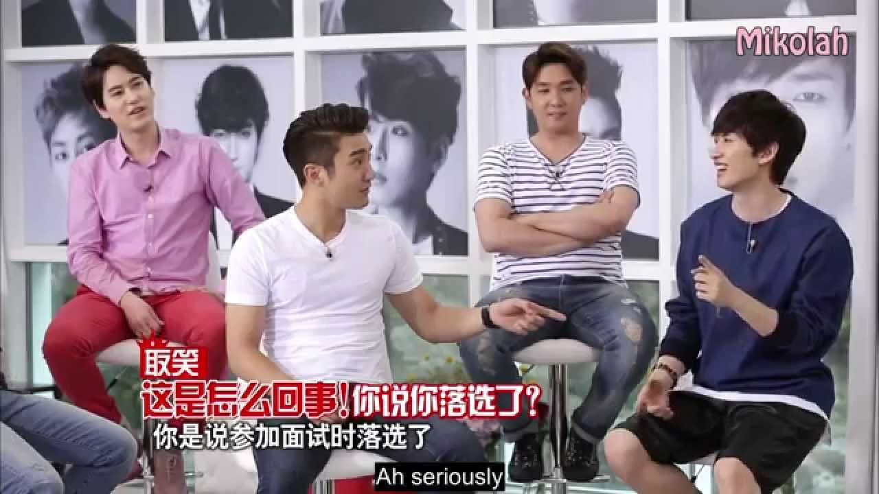 Eng Sub] 140808 The Ultimate Group AKA Super Show with Super Junior