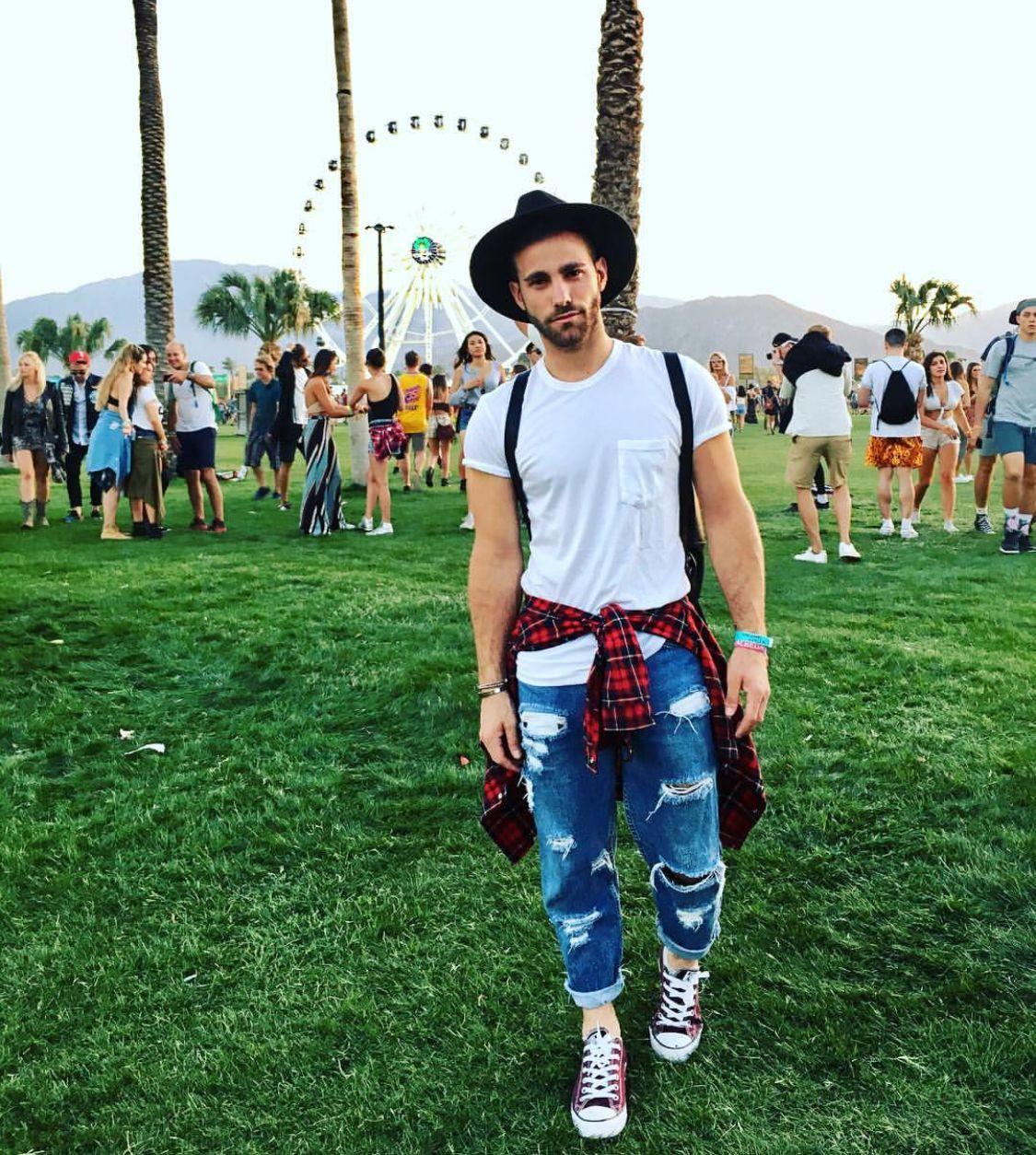 image result for coachella streetwear men in 2019
