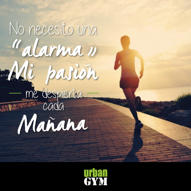 Urban gym gimnasio frase urban gym pinterest gym for Gimnasio vida fitness