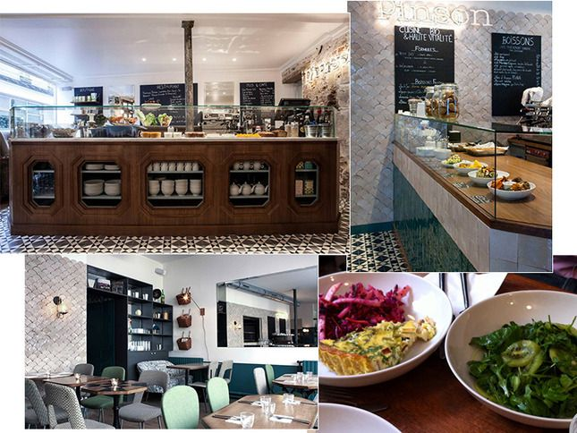 7 полезных закусочных в Париже