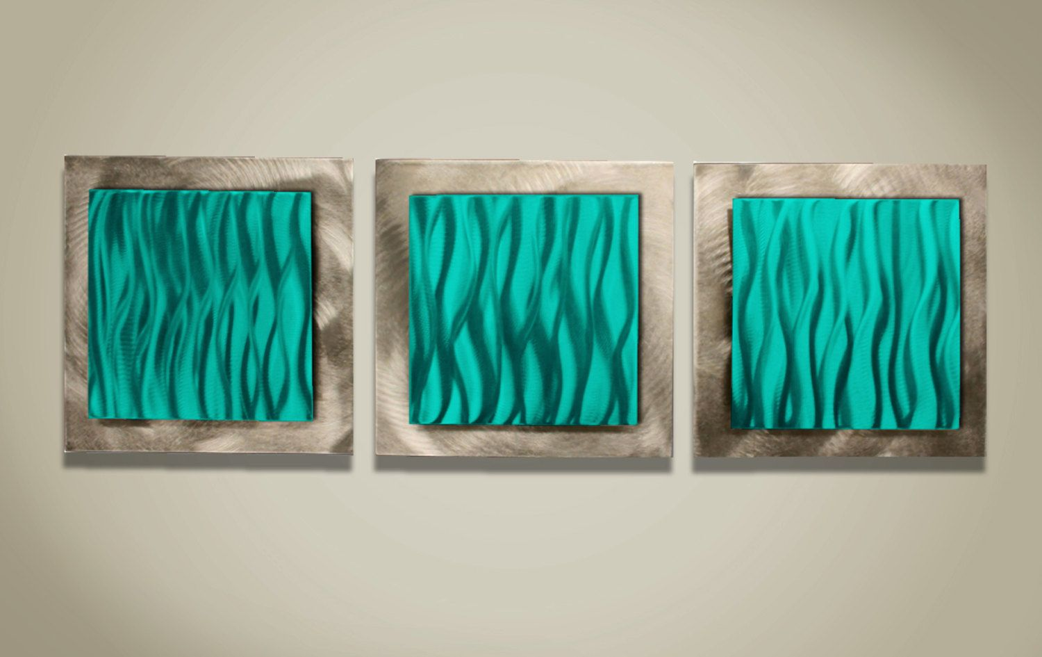 Turquoise wall art uturquoise essenceu x in by moderncrowd