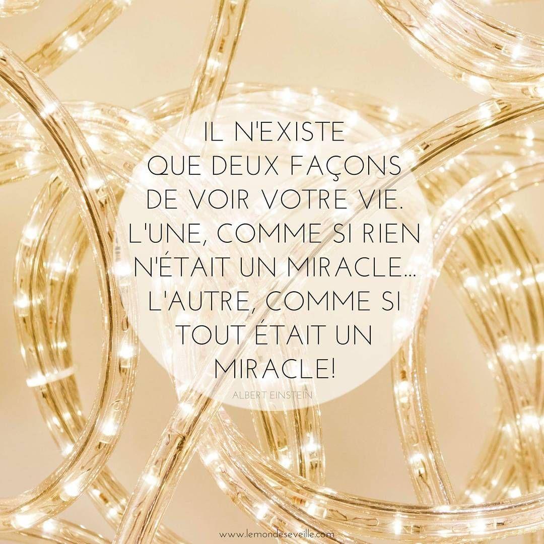 #bonjour #bonnejournee #toutestunmiracle #tuesunmiracle #lavieestbelle #alberteinstein