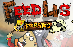 Feed Us Pirates Funblocked School Games Fun Games