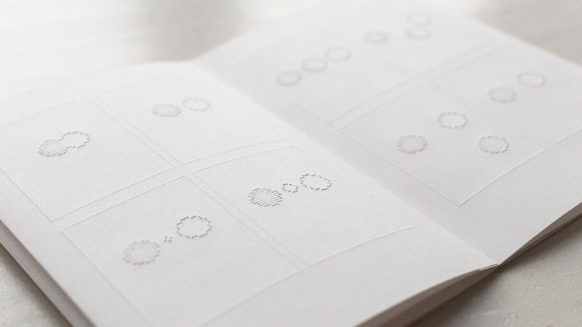 a tactile comic for the blind by philipp meyer