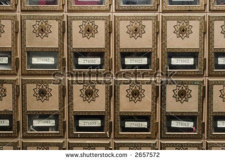 Attirant Antique Post Office Boxes   Buy This Stock Photo On Shutterstock U0026 Find  Other Images.