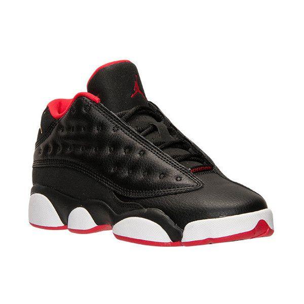 cf95f4862354 Boys  Grade School Air Jordan Retro 13 Basketball Shoes ❤ liked on Polyvore