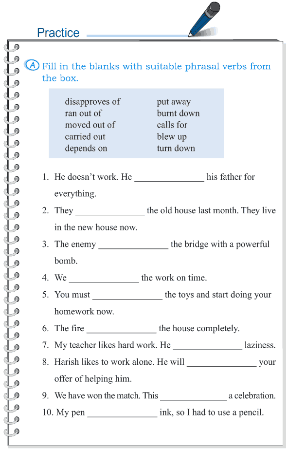 English worksheets for grade 4 and 5