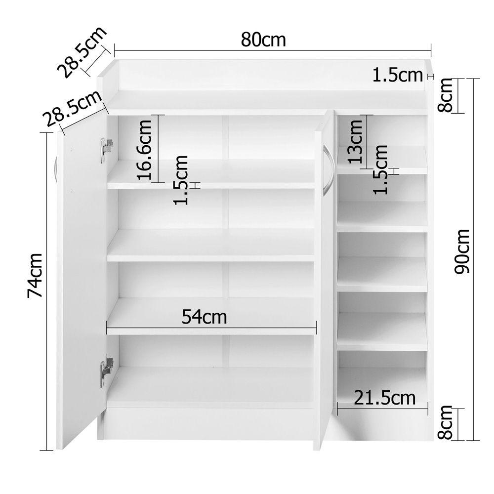 Bedroom Closet Shelf Depth