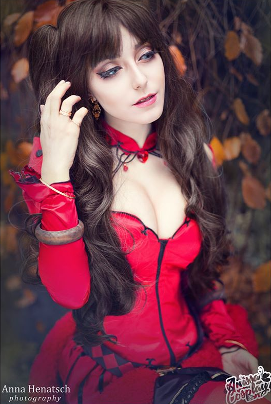 Pin od Aleksander Weremij na Anime | Cosplay girls ...