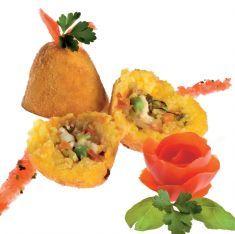 Arancini di riso vegetale - Tutte le ricette dalla A alla Z - Cucina Naturale - Ricette, Menu, Diete