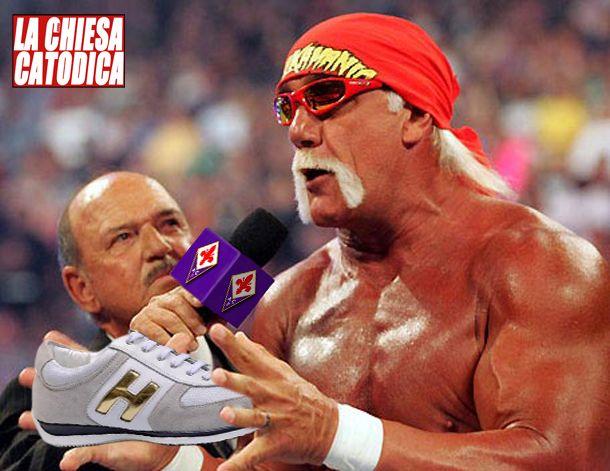 Hulk for Hogan Shoes