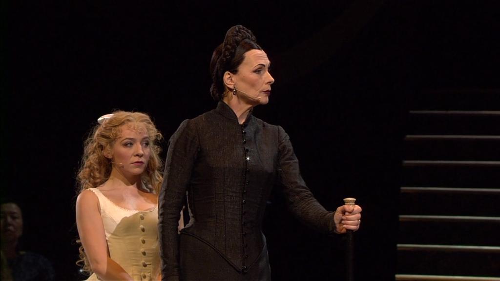 Meg and Madame Giry