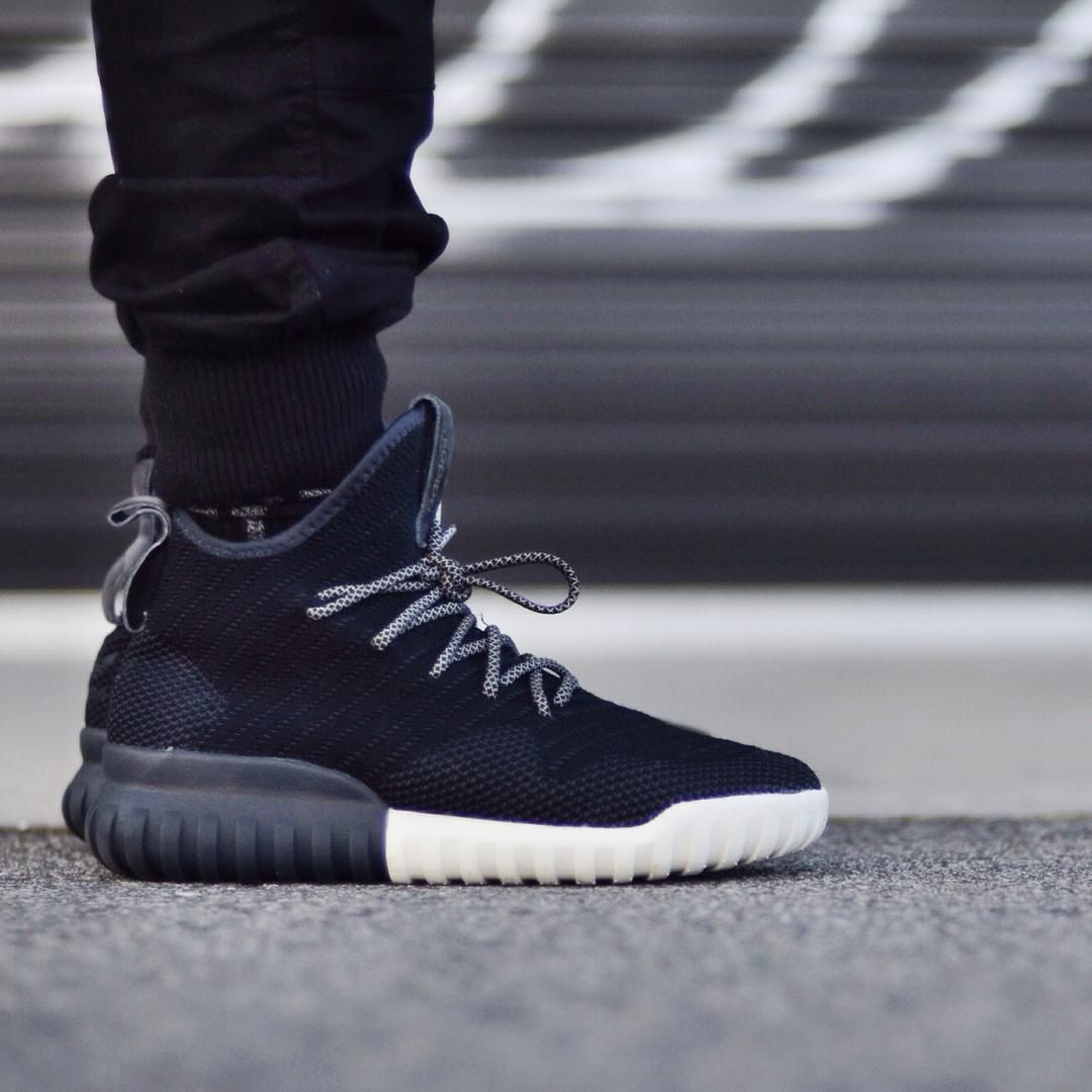 ADIDAS Tubular Black YEEZY Look Fashionable Comfortable Life Style Shoe